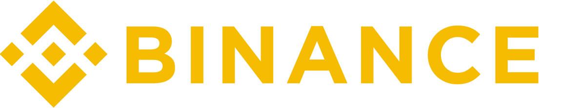 Binance crypto exchange logo