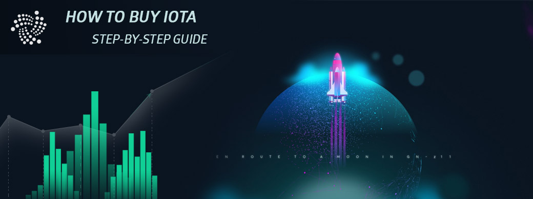 How to Buy IOTA - Step by Step Guide